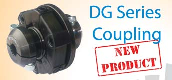 DG series Flexible Coupling