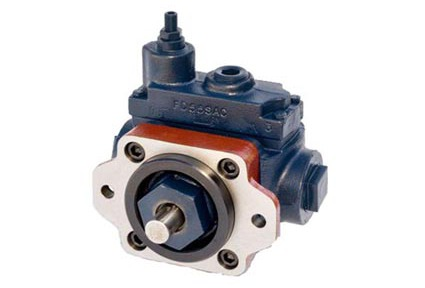 Haight 40UR pump with SAE B flange