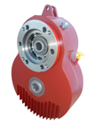 hydraulic pump drive for tractor PTO T55