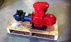 Motor pump package